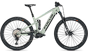 E-Mountainbike Fully