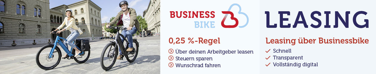 Ebike-Leasing mit Businessbike bei E-Bike 24